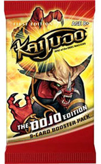Dojo Edition Booster Pack