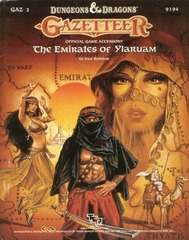 D&D GAZ2 - The Emirates of Ylaruam 9194