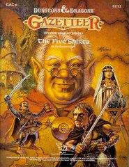 D&D GAZ8 - The Five Shires 9232