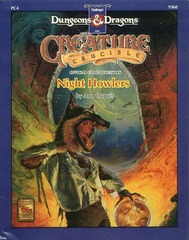 D&D PC4 - Night Howlers - 9368
