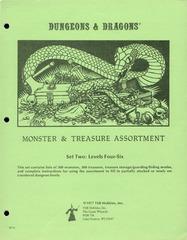 Monster & Treasure Assortment Set 2 Levels 4-6