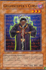 Gravekeeper's Curse - PGD-060 - Common - 1st Edition