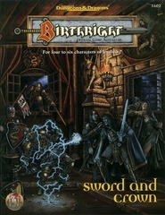 Birthright - Sword and Crown 3102