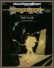 AD&D(2e) DLS3 - Oak Lords 9327