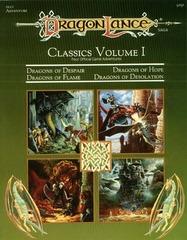 Dragonlance Classics: Volume I
