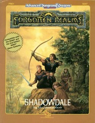 AD&D 2e FRE1 - Shadowdale 9247