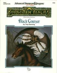 Black Courser