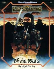 AD&D 2e FROA1 - Ninja Wars 9307