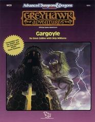 AD&D(2e) WG9 - Gargoyle 9251 SC