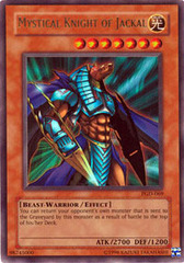 Mystical Knight of Jackal - PGD-069 - Ultra Rare - 1st Edition