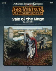 Vale of the Mage
