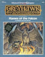 AD&D 2e WGA3 - Flames of the Falcon 9302
