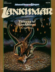 AD&D(2e) LNA1 - Thieves of Lankhmar 9276