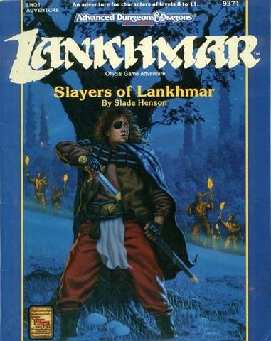 AD&D(2e) LNQ1 - Slayers of Lankhmar 9371
