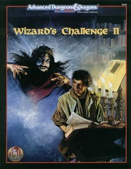 AD&D 2E Wizard's Challenge II #9454