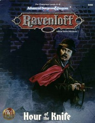 Ravenloft - Hour of the Knife 9456