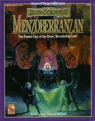 AD&D(2e) - Menzoberranzan 1083 Box Set