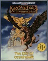AD&D(2e) - The City of Greyhawk 1043 Box Set