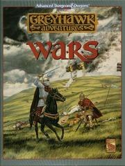 AD&D 2E Greyhawk Adventures: Wars 1068 Box Set