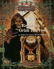 Ravenloft - Requiem The Grim Harvest 1146 Box Set