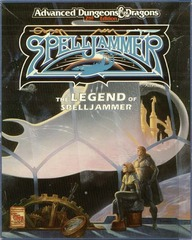 AD&D(2e) Spelljammer - The Legend of Spelljammer 1065