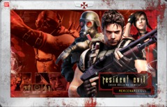 Resident Evil Deck Building Game: Mercenaries