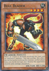 Bull Blader - ABYR-EN002 - Common - Unlimited Edition on Channel Fireball
