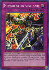 Memory of an Adversary - ABYR-EN075 - Super Rare - Unlimited Edition