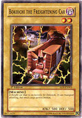 Bokoichi the Freightening Car - RDS-EN003 - Common - 1st Edition on Channel Fireball