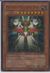 Perfect Machine King - RDS-EN012 - Ultra Rare - 1st Edition