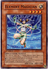 Element Magician - RDS-EN013 - Common - 1st Edition