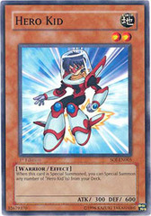 Hero Kid - SOI-EN005 - Common - 1st Edition