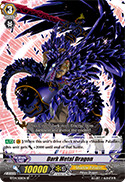 Dark Metal Dragon - BT04/S08EN - SP