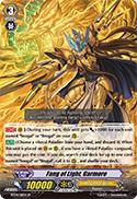 Fang of Light, Garmore - BT04/S11EN - SP