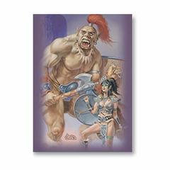 Deck Protectors Clyde Giant Warrior