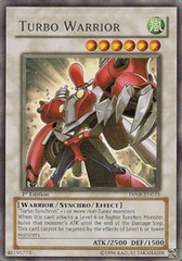 Turbo Warrior - DP08-EN015 - Rare - Unlimited Edition
