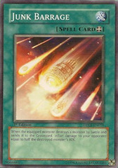 Junk Barrage - DP08-EN019 - Common - 1st Edition