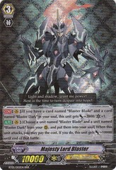 Majesty Lord Blaster - BT05/002EN - RRR