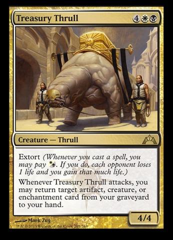 Treasury Thrull - Foil