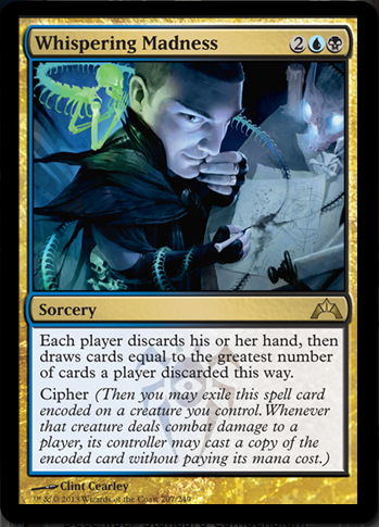 Whispering Madness - Foil