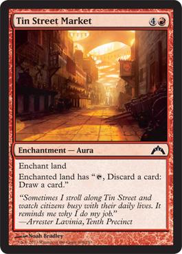 Tin Street Market - Foil
