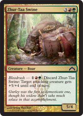 Zhur-Taa Swine - Foil
