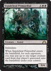 Sepulchral Primordial - Foil