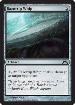 Razortip Whip