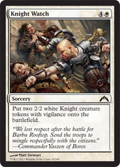 Knight Watch - Foil
