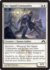 Nav Squad Commandos - Foil