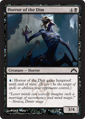 Horror of the Dim - Foil