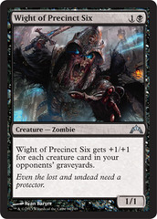 Wight of Precinct Six - Foil