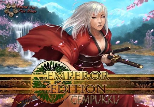 Emperor Edition: Gempukku Starter Deck: Unicorn Clan