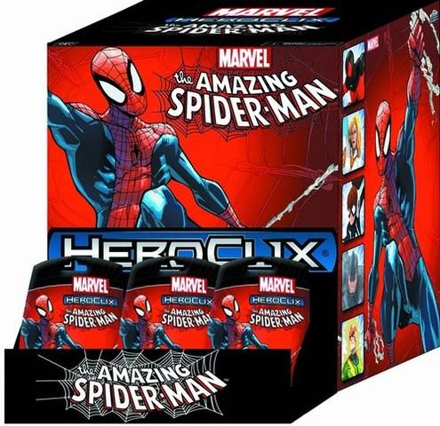 Amazing Spider-Man Single Figure Booster